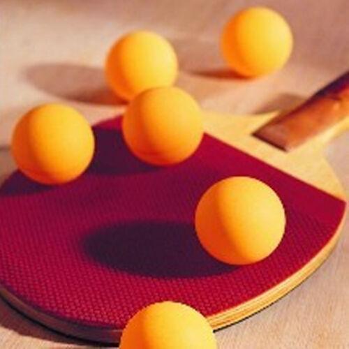 100//150Pcs Ping Pong Ball Table-tennis Balls Sports Acces Goods White Orange