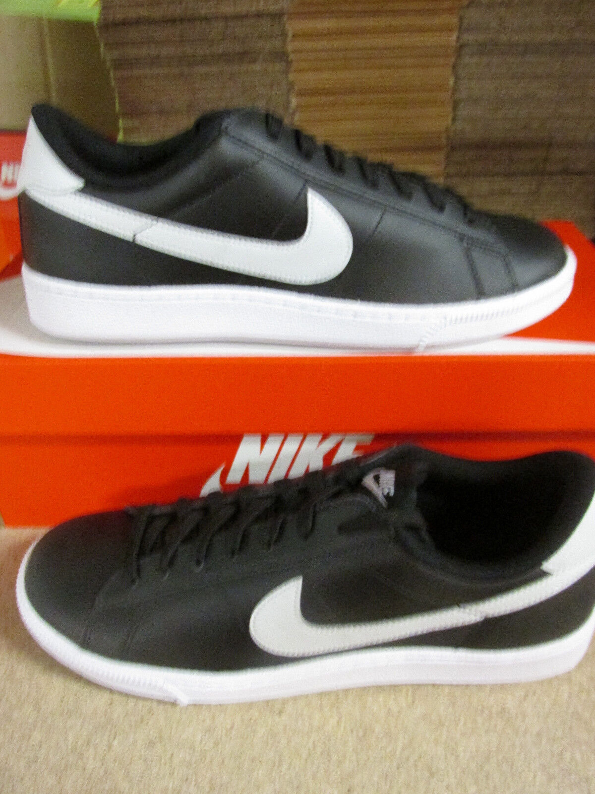 nike tennis classic CS mens trainers 683613 010 sneakers shoes