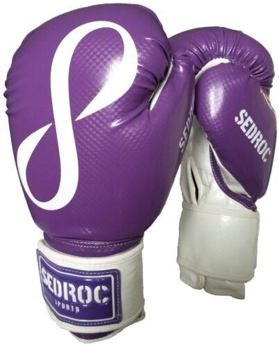 Sedroc Infinity II Women/'s Boxing Gloves Kickboxing Muay Thai Fitness Training