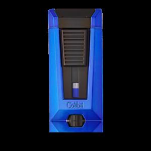 Nuevo-Colibri-Sigiloso-Triple-Jet-Encendedor-Encendedor-de-Cigarros-en-Caja-Azul