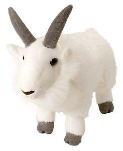 Wild Republic Baby Mountain Goat Plush Animal Stuffed Animals Zoo