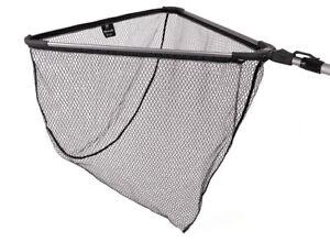 FOX-Rage-NEW-Warrior-Fishing-Landing-Net-Rubber-Mesh-All-Sizes