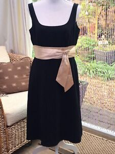 M-amp-S-marks-and-spencer-autograph-Black-Dress-Size-14