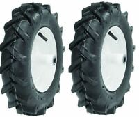 Set Of 2 Troy-bilt Tires Only No Rims Included 4.80-8 Mtd 1234-1