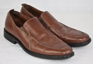 5efbf48a8cb20 Details about Men's Cole Haan Brown Dress Loafers Air Sole 9 1/2 Business  Shoes Work Casual