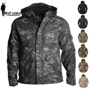 Army Parka Mens Zu Fleece Ecwcs Military Details Waterproof G8 Kryptek Tactical Coat Jacket tsdrCBoxhQ