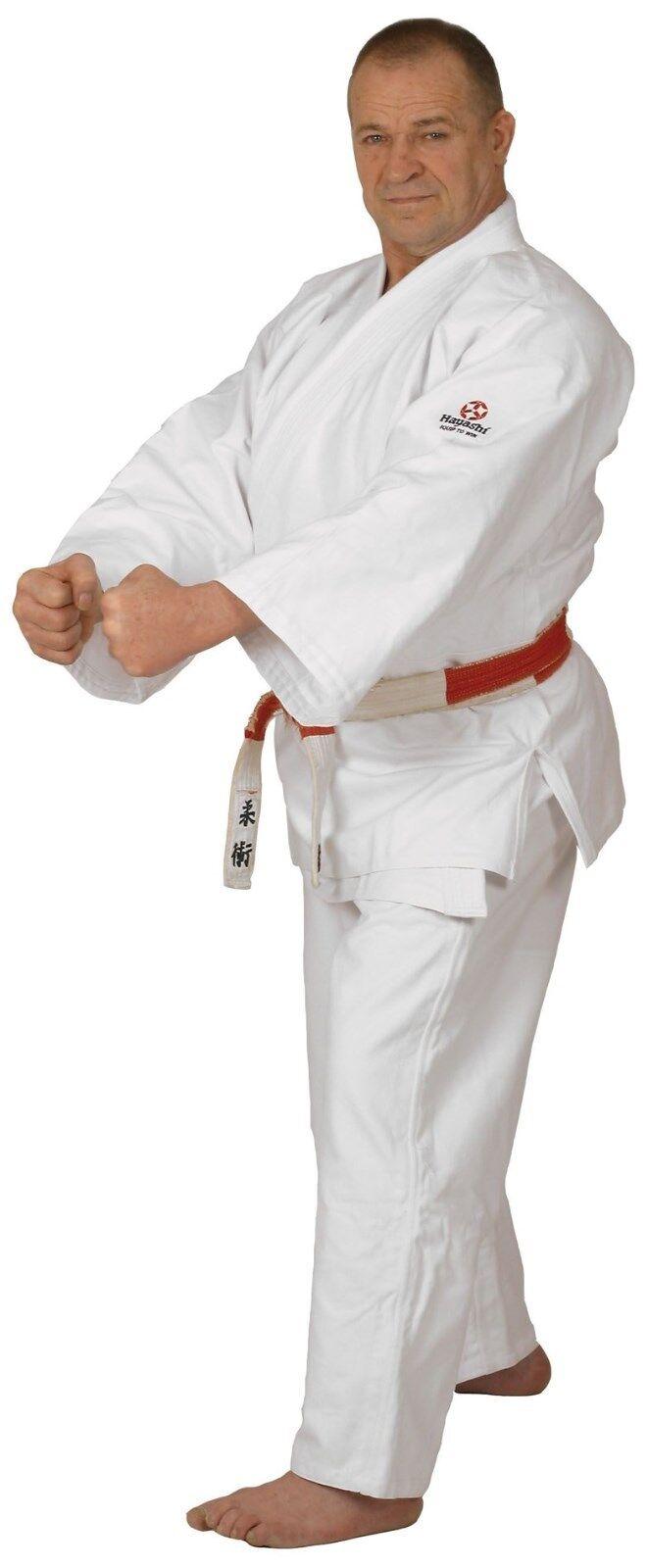 Ju Jutsu Anzug ALLSTYLE (weiß 200 cm) Von Hayashi.  SelbstGrüneidigung, BJJ, usw