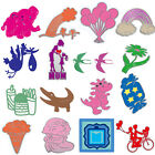 Metal Die Cutting Dies Stencil DIY Scrapbooking Card Paper Embossing Craft Decor