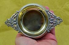 antique  French 950 sterling silver gilt  Brandy bowl  Legrand & Garnier  19 c
