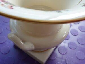 Vintage LENOX Porcelain China Trophy Vase Mantle URN Lenox Rose ...
