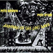 Pete Brown/Phil Ryan Ardours Of The Lost Rake CD NEW SEALED 1991