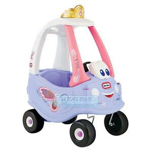 Little-Tikes-Cozy-Coupe-Fairy-Ride-On-Kids-Outdoor-Activity-Car-Fun-Toy