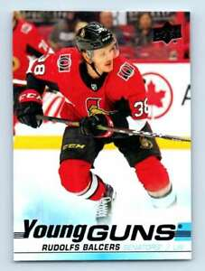 2019-20-Upper-Deck-Young-Guns-Rudolfs-Balcers-RC-218