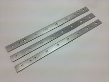 "13"" Planer Blades Knives for Dewalt DW735 & DW735X planer replaces DW7352 3 Pack"