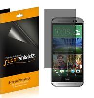 2X Supershieldz Privacy Anti-Spy LCD Screen Protector Shield For HTC One M8
