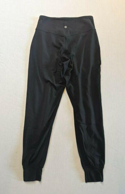 LULULEMON Women's Align Jogger Pant W/ Pockets - Black - Sz 6