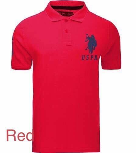 Summer Shirt T-Shirt Short Sleeve S-M-L 100/% Cotton