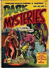 US GOLDEN AGE HORROR COMICS COLLECTION 2 ON DVD 145 COMICS **BUY 3 GET 1 FREE**