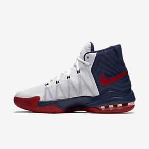 Men's Basketball Shoe Nike Air Max Audacity 2016 843884-101