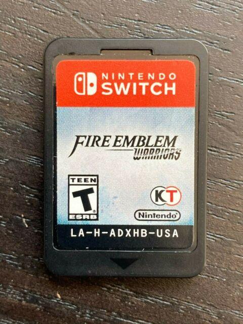Fire Emblem Warriors (Switch, 2017) Cartridge Only