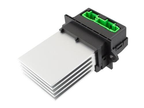 Motor Calentador Soplador Resistor Para Peugeot 1007 207 406 607 6441L2 7701048390