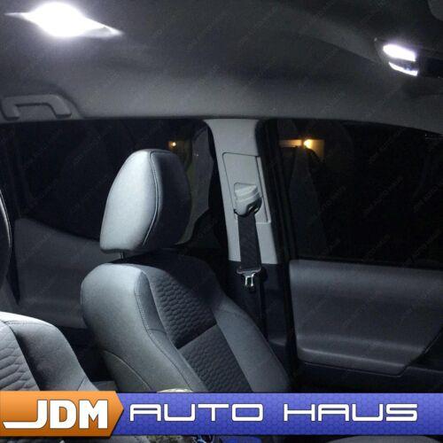 14x White Interior LED Lights Package Kit for 2004-2008 Chrysler Pacifica