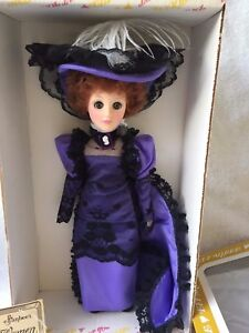 LILLIAN-RUSSELL-EFFANBEE-DOLL-WOMEN-OF-THE-AGES-15-034-034-MIB-034-W-TAG