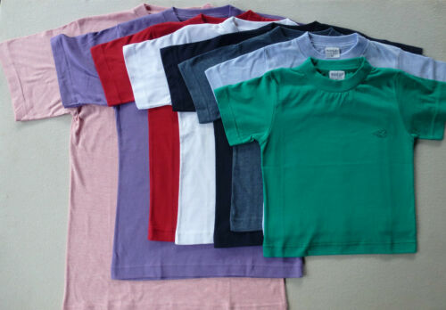 104 140 128 Kinder T-Shirts Baumwolle Gr 152 MobyKids T-Shirt NEU 116 92