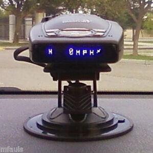 Car-Dash-Windshield-Mount-for-Escort-Passport-9500ix-8500-X50-Radar-Detector