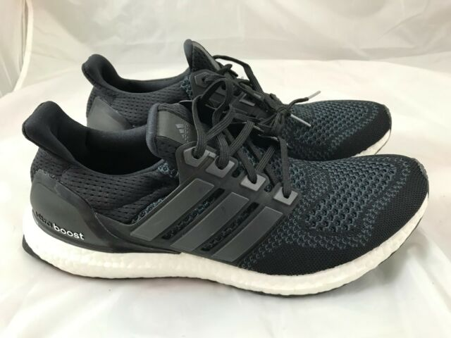536fbcfc43943 adidas Ultra Boost Men s Running Shoes Black 40 Y 2 3 for sale ...