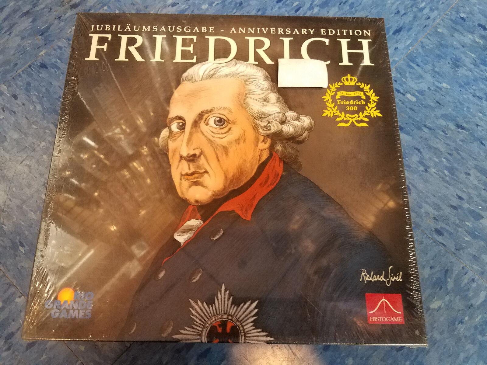 Friedrich Anniversary Edition - Rio Grande Games War Board Game New