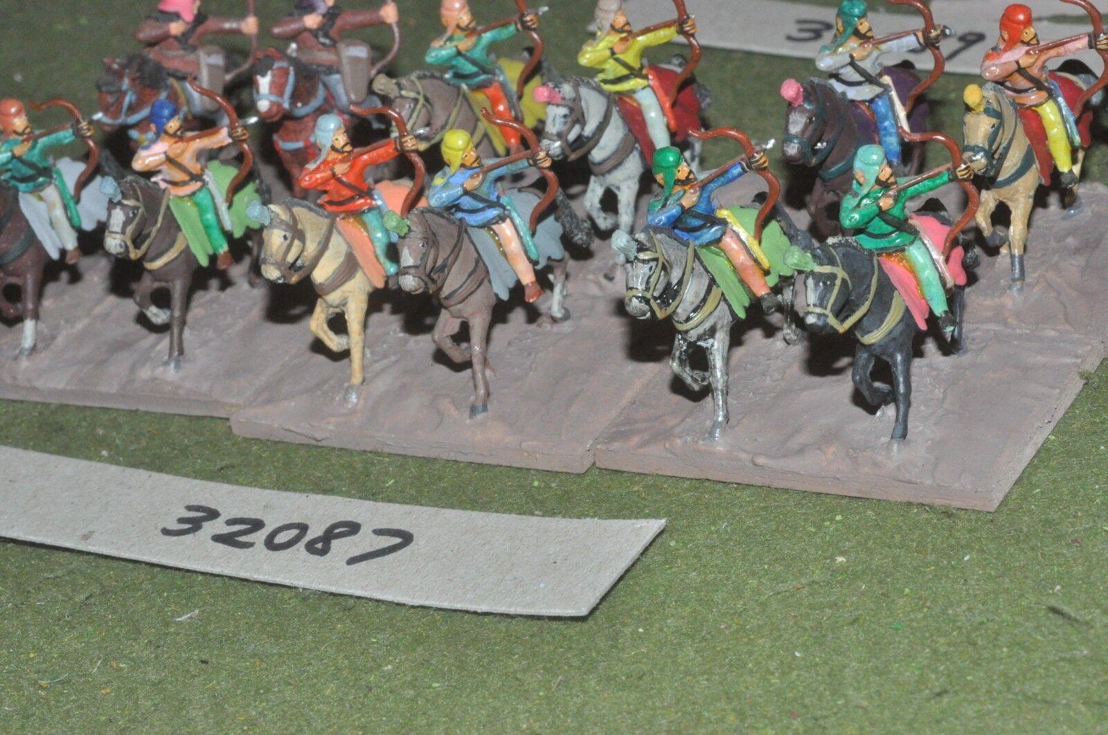 25mm Clásico persa-Luz 12 figuras-CAV (32087)