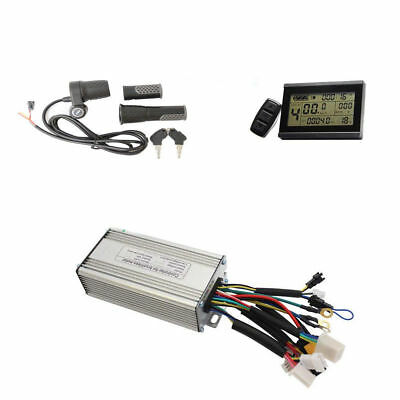 36V//48V 500W 9Mosfets 20A Brushless DC Torque Simulation Square Wave Controller