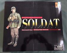 """Dragon 1/6 Scale 12"""" WWII German Wehrmacht Heer SOLDAT Peter Schmidt #70296"""
