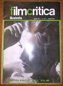 FILMCRITICA-ILLUSTRATA-N-175-marzo-1967-popolarita-del-film-1967