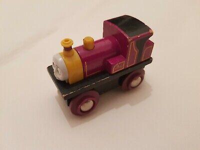LADY THOMAS THE TANK ENGINE /& FRIENDS en bois Train Magnétique Compatible BRIO