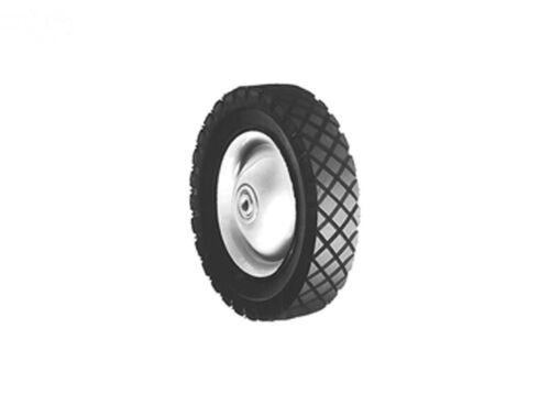 Wheel Steel 7 X 1.50 Snapper 272 Painted White