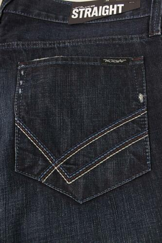 William Rast Jake Straight Blood Hound Jeans New with Tag Retail $195