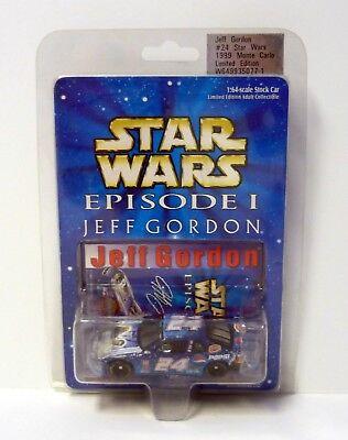 Star Wars 1//43 Scale Diecast Nascar Jeff Gordon CHEVROLET MONTE CARLO Vendeur Britannique