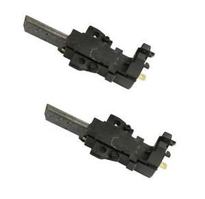 Nuovo-Lavatrice-Ceset-Spazzole-di-Carbone-per-Motore-X-2-Hotpoint-Wdf-Wdl