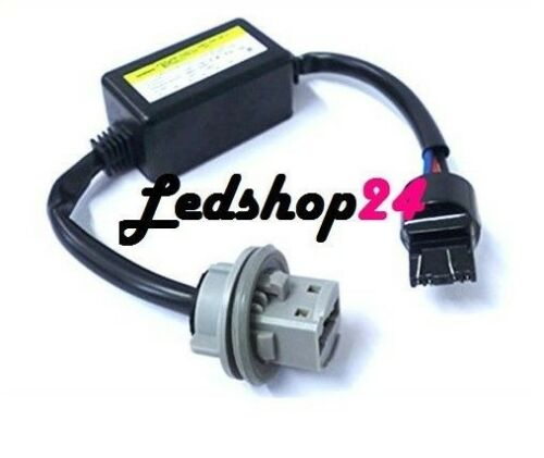Filtro Canbus Led Warning Canceller Portalampada Resistenza T20 W27//5 W **