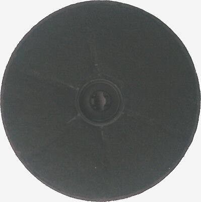2 Aktivkohlefilter Kohlefilter für FWK-240//2 für Baumann KassettenKohlefilter