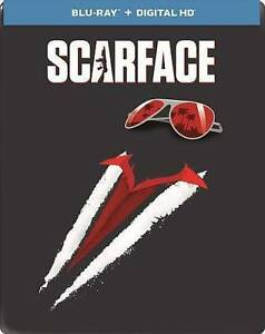 Scarface-Blu-ray-Steelbook-Limited-Edition-New-Sealed-OOP
