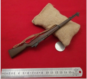 "1:6 Scale United States Rifle M1 Garand Weapon Model Toy Fit 12/"" Soldier Figure"