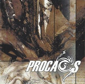 PROCAOS-Never-Wake-Up-CD