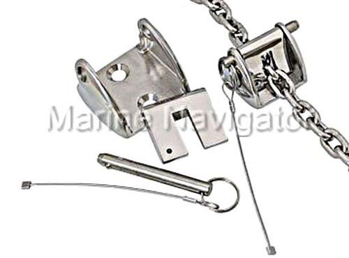 LINDEMANN Kettenstopper AISI316 für 5-6mm Kette
