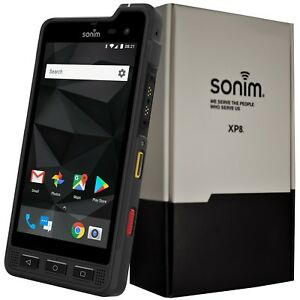 Entierement-neuf-dans-sa-boite-Sonim-XP8-XP8800-double-sim-64-Go-Noir-Robuste-Debloque-4G-LTE