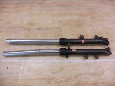 Honda CBR600F Hurricane 1990 stainless steel fork stanchion wheel pinch bolts