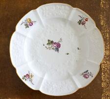 Assiette en Porcelaine Antique de Meissen début 18e Siècle (1712-1720)