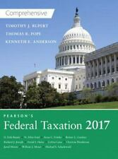 Prentice Hall's Federal Taxation 2017 Comprehensive by Kenneth E. Anderson,...